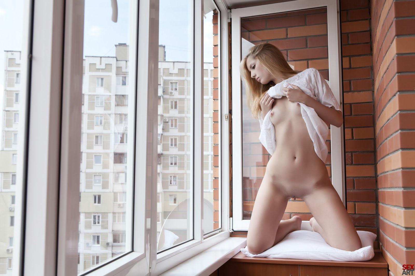from Titus girls nude and horny