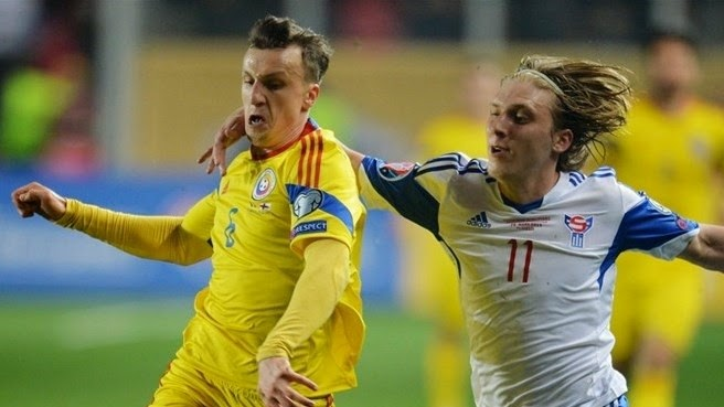 Highlights Romania 1 – 0 Faroe Islands (EURO Qualifiers)