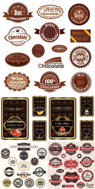 Chocolate Labels