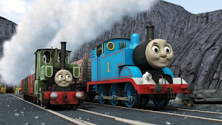 Gambar Thomas and Friends Wallpaper