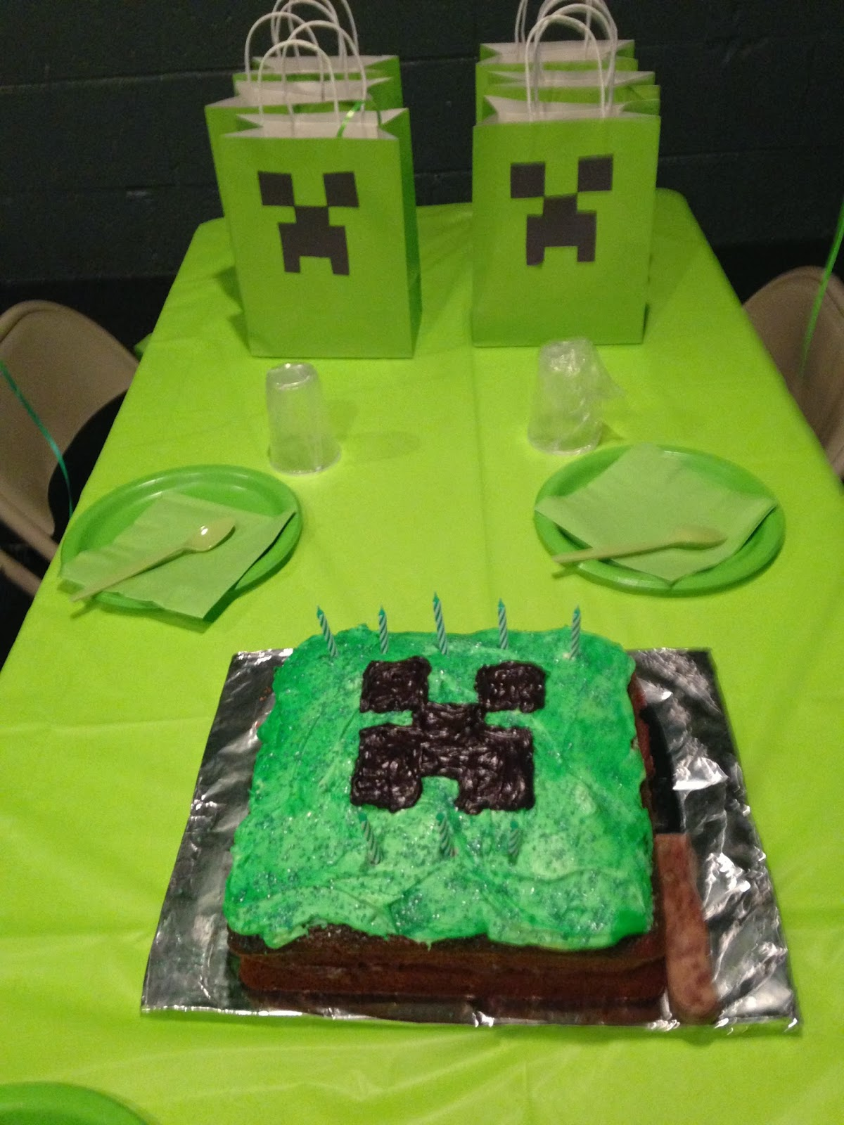 Minecraft birthday party minecraft birthday party