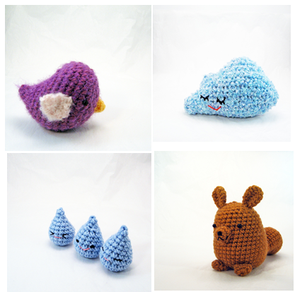 CROCHET HOOK SIZES FOR AMIGURUMI Only New Crochet Patterns