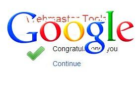 Cara Mendapatkan Google Site Verification