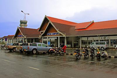 Aeroporto Pakse (Laos)