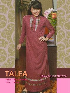 baju muslim anak wanita