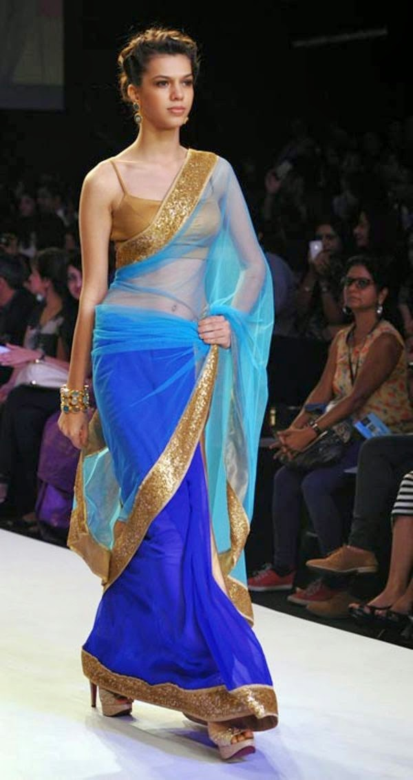 Lakme Fashion Show 2014 On 3rd Day Indian Actresses At