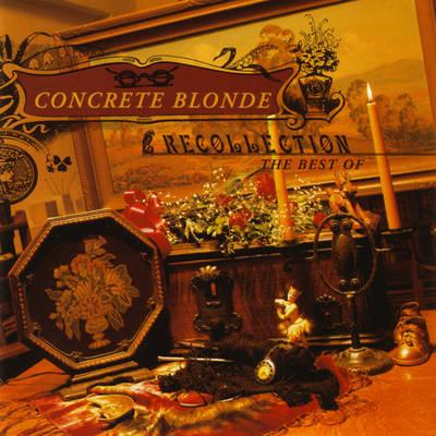 Album de saignée blonde concrète