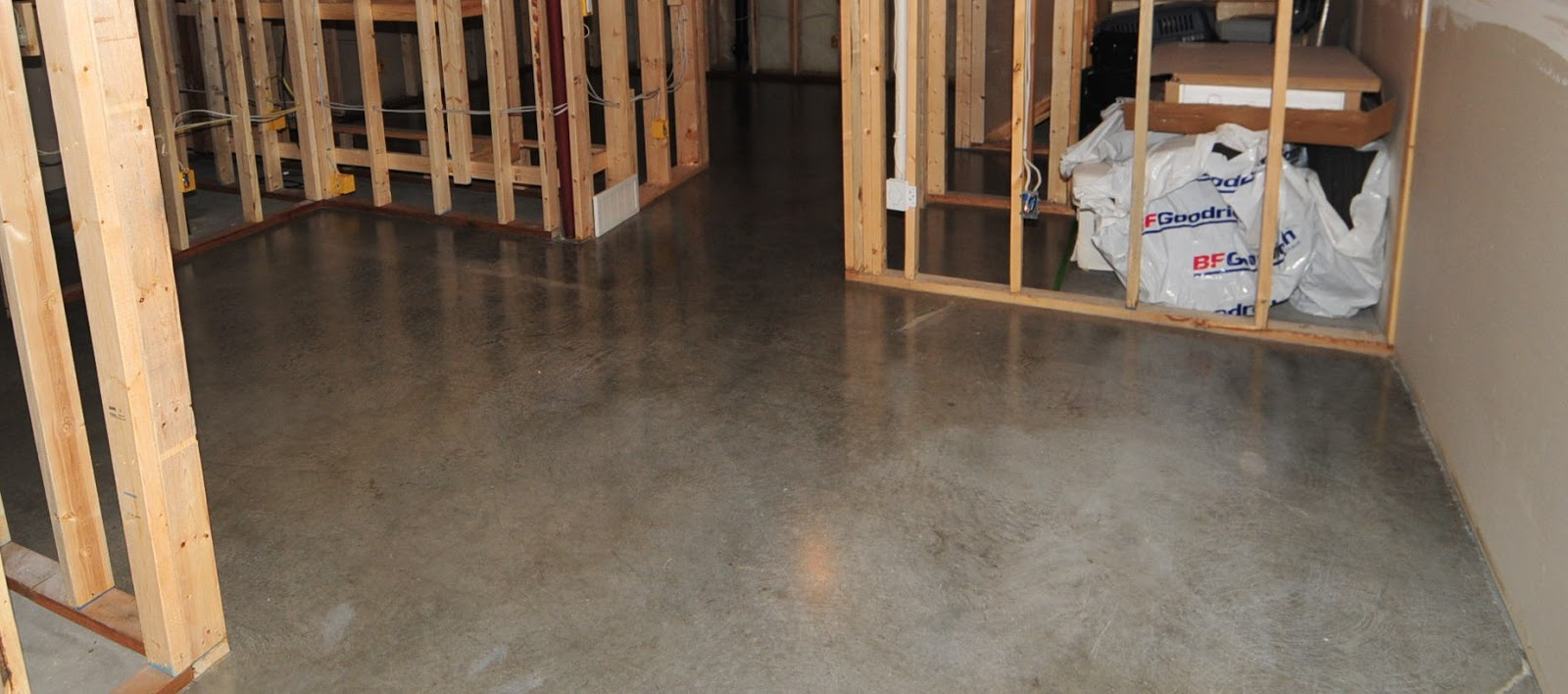 MODE CONCRETE Hip And Modern Basement Concrete Floors We Are Specialists A