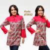 mencari model baju batik