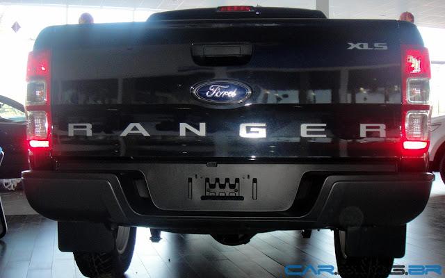 Nova Ranger XLS Flex Cabine Dupla 2013