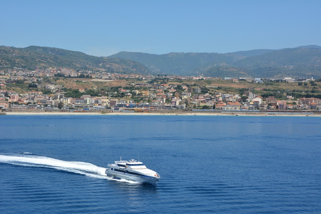 Straight of Messina