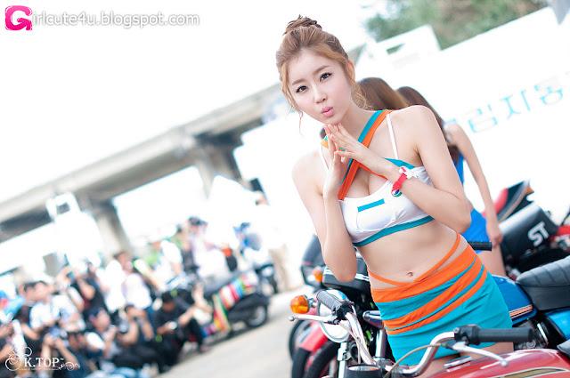1 Choi Byeol Yee-KSRC Round 3 2011-very cute asian girl-girlcute4u.blogspot.com