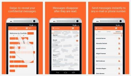 Cara Mengirim Pesan Rahasia Di Android