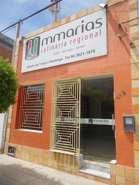 MMARIAS RESTAURANTE UM LUGAR ACONCHEGANTE EM MACAU RN