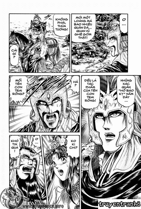 Chú bé rồng-Ryuuroden chap 24 Trang 35 - Mangak.info