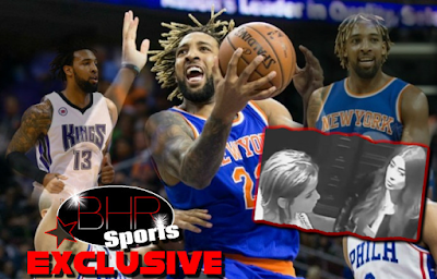 Knicks Player Derrick Williams Was Robbed By 2 White Women He Brought Home After Partying !!!
