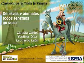 """""""De reyes y animales..."""""""