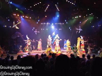 Festival of the Lion King, Walt Disney World, Growing Up Disney
