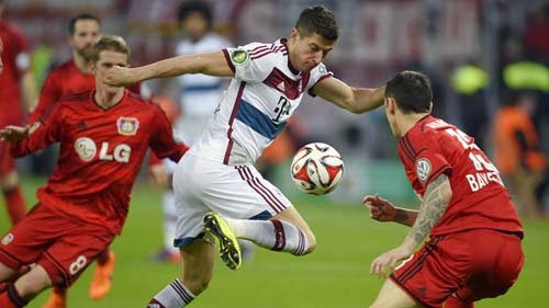 Video Full Match Bayer Leverkusen vs Bayern Munchen 0-0 DFB Cup Semi Final