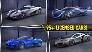 Mod CSR Racing v3.2.0 Apk Data