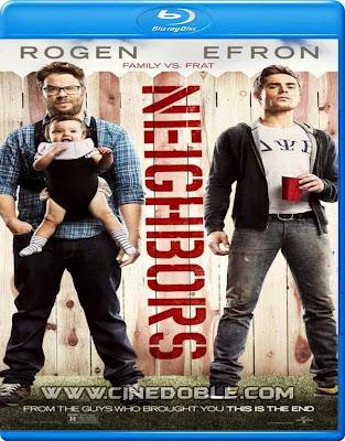 Malditos Vecinos (2014) 1080p Latino