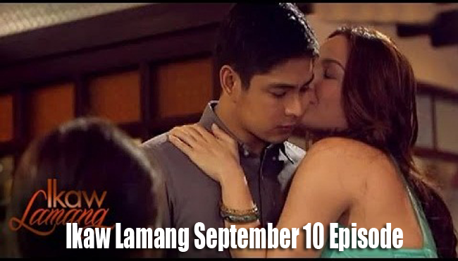 Heart will Let Go on ABS-CBN's Ikaw Lamang September 10 Episode