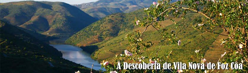 À Descoberta de Vila Nova de Foz Côa