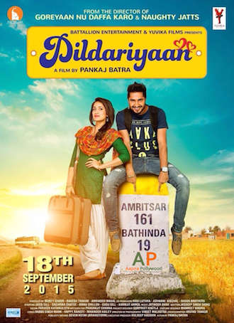 Dildariyaan 2015 Punjabi Movie pDVDRip 1.4GB