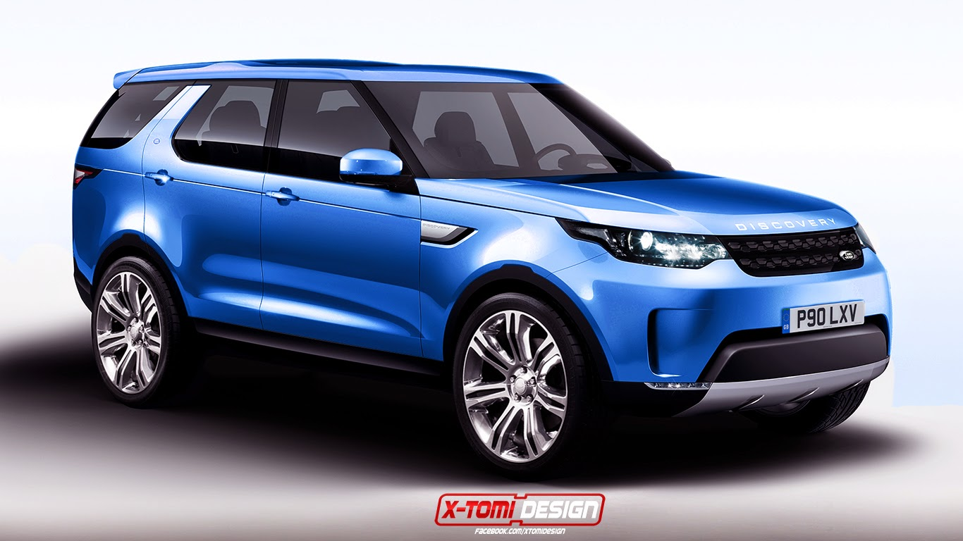 2014 - [Land Rover] Discovery Sport [L550] - Page 3 Land+Rover+Discovery2