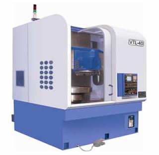 Mesin Lathe CNC