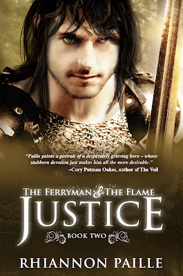 Justice by Rhiannon Paille