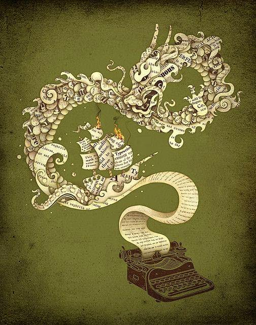 Unleashed Imagination, by Enkel Dika.