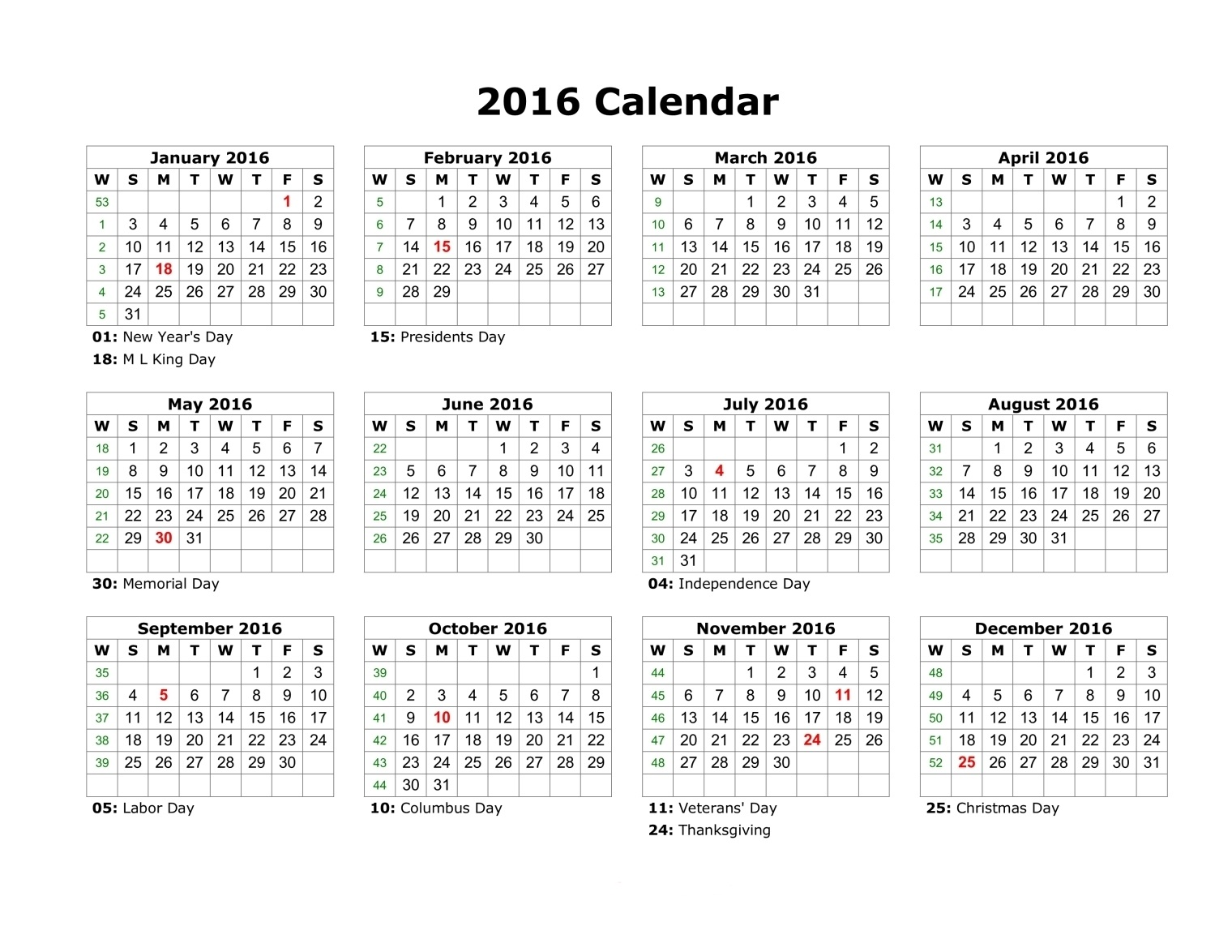 Calendar South Africa Printable : Calendar printable with south africa holidays