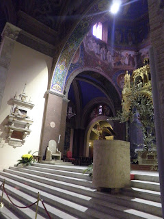 Altar of S Emidio Ascoli Piceno Church