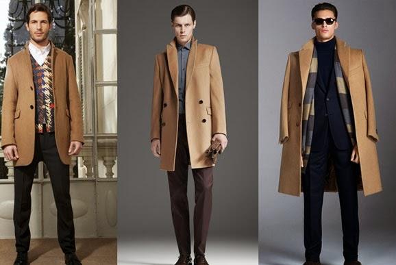 Armand Basi Reiss Gieves & Hawkes erkek palto modası