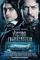 Victor Frankenstein 2015 movie poster malaysia