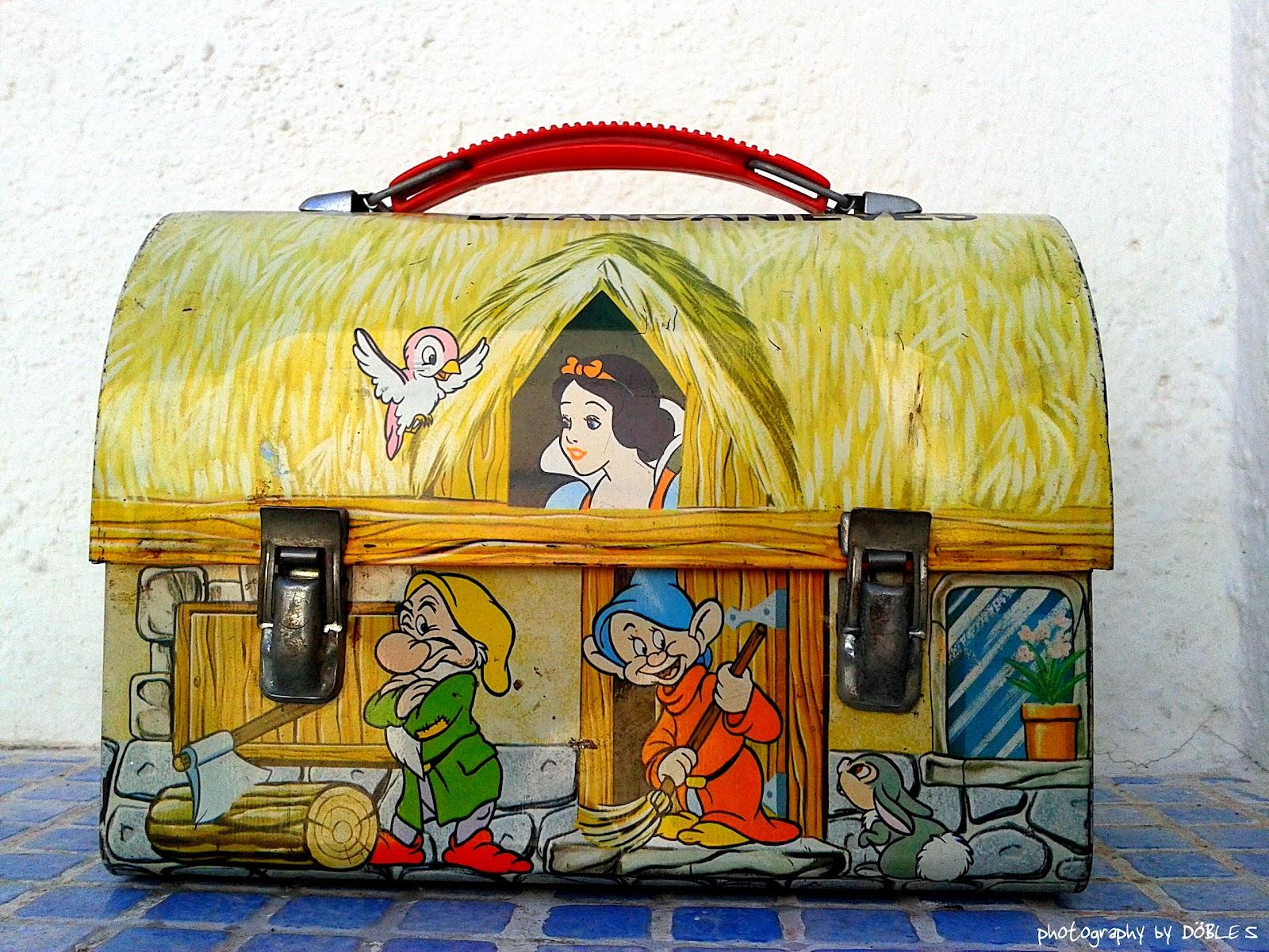 Dolls vintage mi cabage de blancanieves y los siete enanitos for Casa enanitos