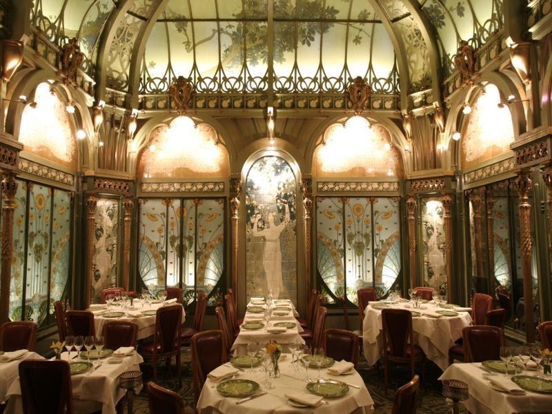 Restaurant L  Ef Bf Bdpoque Paris