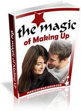 Relationship the magic of making up.
