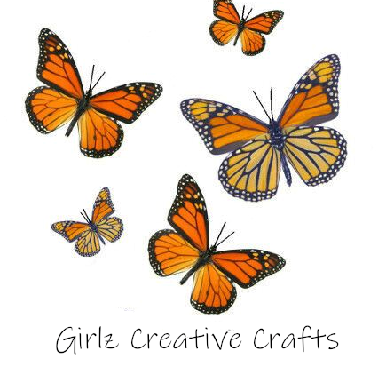 Girlz Creative Crafts DT