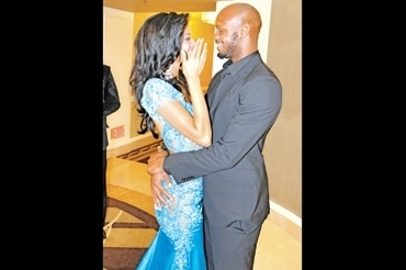 Asafa Powell Girlfriend
