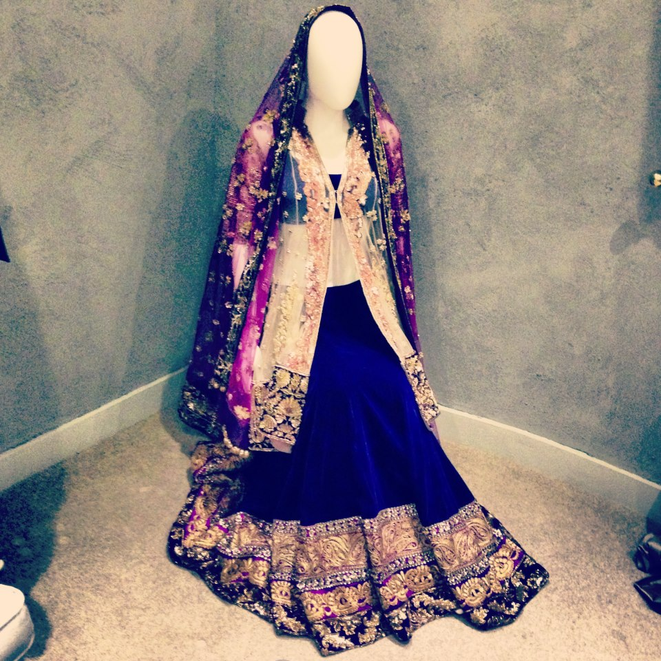 Modern Fashion: Manish Malhotra Wedding Collection 2013