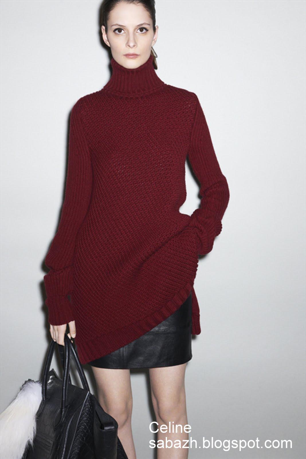 Модний светр 2011/2012
