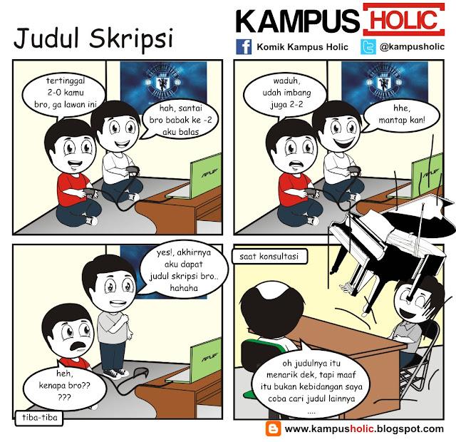 #029 Judul Skripsi mahasiswa