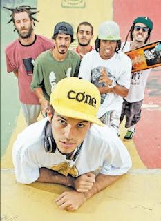 Grupo Cone Crew Diretoria se destaca na cena 'underground' e grava com Marcelo D2