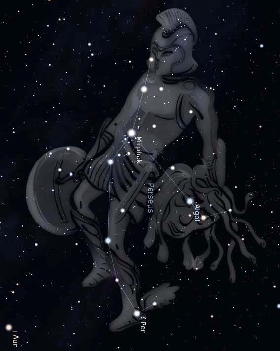 Greek Mythology: Perseus