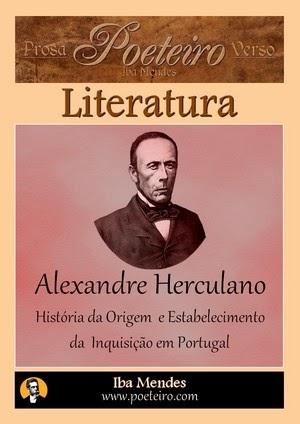 História da Origem e Estabelecimento da Inquisição em Portugal Alexandre Herculano