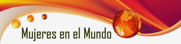 MUJERES EN EL MUNDO
