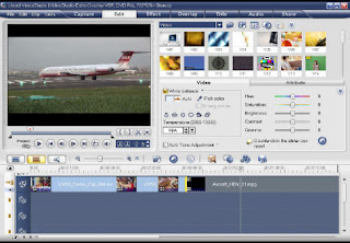 SCREEN SHOT 2 OF ULEAD VIDEO STUDIO 11 FULL WITH CRACK