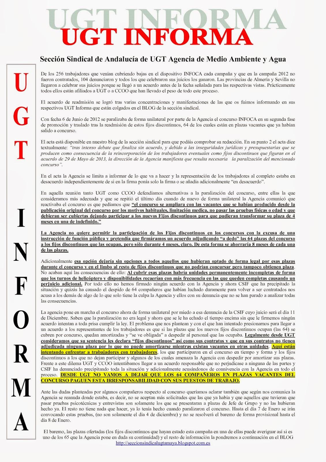 Fantástico Agencia De Empleo Reanudar Colección - Ejemplo De ...